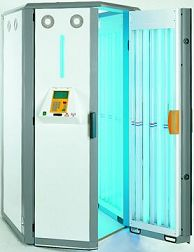 Lichttherapie - Behandlung mit künstlichen Sonnenstrahlen ...